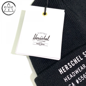 Herschel Supply Co. - Berretto Elmer Print - Black