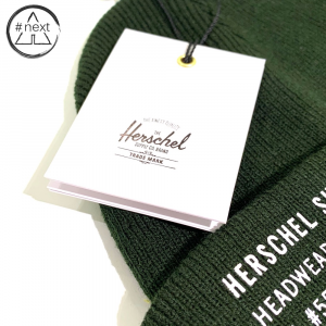 Herschel Supply Co. - Berretto Elmer Print - Dark Olive