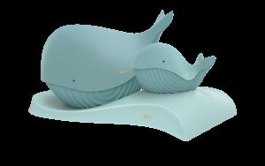 Pupa Trousse whales (whale n.4 / whale n.1)