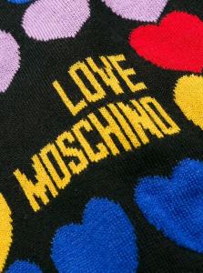 Maglia Love Moschino Cuori