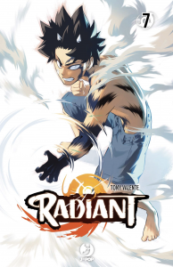 RADIANT 7 - ed. Jpop
