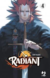 RADIANT 4 - ed. Jpop