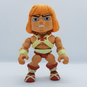 Masters of the Universe (the Loyal Subjects) HE-MAN GID loose