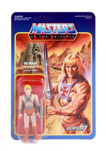 Masters of the Universe ReAction: HE-MAN by Super7