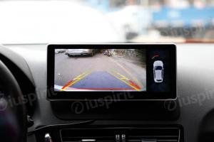 ANDROID monitor 10.25 navigatore per Audi Q5 2009-2017 MMI 3G GPS WI-FI Bluetooth MirrorLink 4GB RAM 64GB ROM Octa-Core 4G LTE