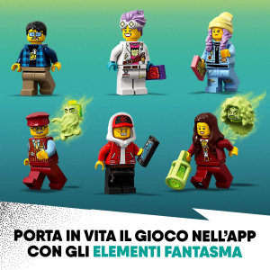 LEGO Hidden Side - Espresso Fantasma, 70424