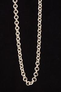 Catena per Croce Pettorale in Argento 7752 cm 90