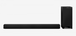 Panasonic SC-HTB700 altoparlante soundbar 3.1 canali 376 W Nero