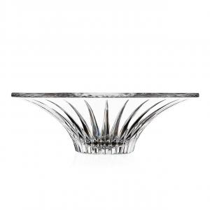 Centrotavola in Cristallo stile Timeless Rcr cm.10,15h diam.32