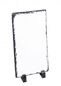 Tavoletta rettangolare in ceramica per sublimazione cm.11x21x0,8h