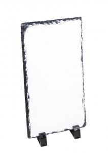 Tavoletta rettangolare in ceramica per sublimazione cm.14x19x0,8h