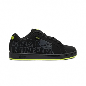 Etnies Metal Mulisha Fader Black Green