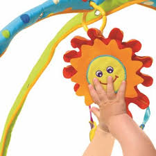 Palestrina Sunny day adatta dalla nascita Tiny love