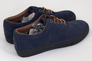 Scarpe Polo Ralph Lauren scamosciato Blu Uomo