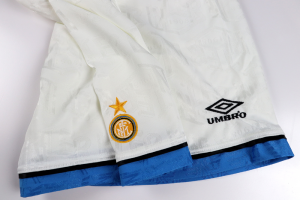 1993-95 Inter Pantaloncini Away M/L/XL  *Nuovi