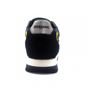 Sneaker nera Blauer
