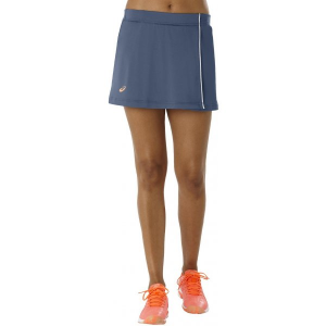 ASICS • SKORT SMOKE BLUE