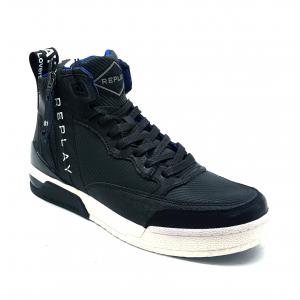 Sneaker nera Replay