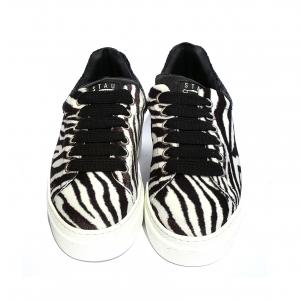 Sneaker zebrata Stau