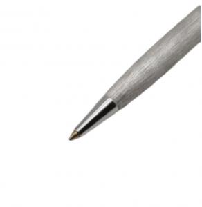 Penna a sfera in argento 925 e metallo, vendita on line | GIOIELLERIA BRUNI Imperia
