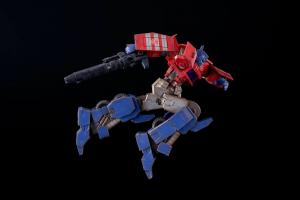 Transformers Furai Model Plastic Model Kit  Optimus Prime IDW Ver.