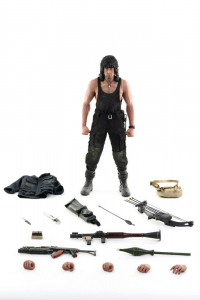 Rambo III Action Figure 1/6 - John Rambo by ThreeZero