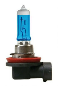 246510030 LAMPADA COLORE BLU 12V 55W H8 EFFETTO XENON
