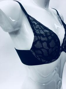 Reggiseno bralette preformato donna in pizzo Calvin Klein