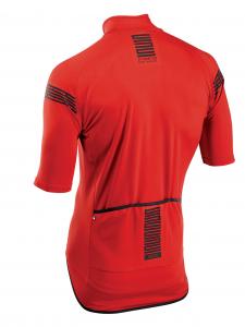 NORTHWAVE Giacca leggera maniche corte uomo EXTREME H20 - total protection rosso