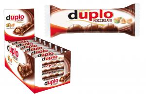 DUPLO Barretta Nocciolato Singolo 8543 Snack Al Cioccolato