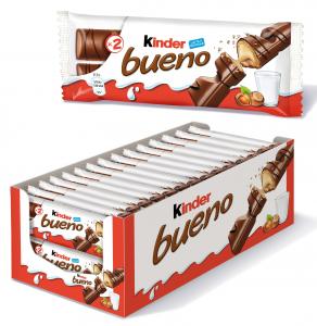 KINDER Barretta Bueno Classico 0617 Snack Al Cioccolato