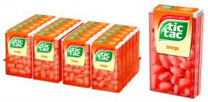 TIC TAC Caramelle Mentine Orancia 9411