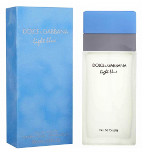 DOLCE & GABBANA Lightblue Eau De Toilette Colonia Donna 25 ml - Profumo Femminile