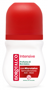 BOROTALCO Deodorante Roll-on Intensive Profumo 50 ml