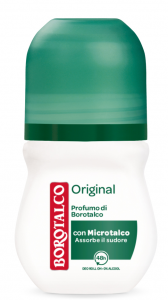 BOROTALCO Deodorante Roll-on Original Profumo 50 ml
