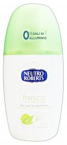 ROBERTS Deodorante Vapo Fresco Te'Verde/Lime 75 ml Igiene E Cura del corpo