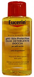 EUCERIN Doccia Olio Pelli Secche 200 ml Saponi E Cosmetici