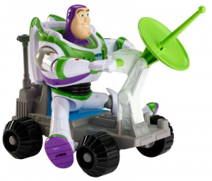 MATTEL Toy Story 4 Mega Astronave Playset 4In1 Buzz Lightyear Personaggi