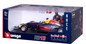 BBURAGO Red Bull Tag Heuer F1 1/18 Modellismo Auto Rally, Corsa E F1