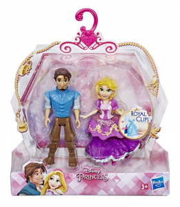 HASBRO Disney Princess Small Doll Principessa & Principe Ast Personaggi