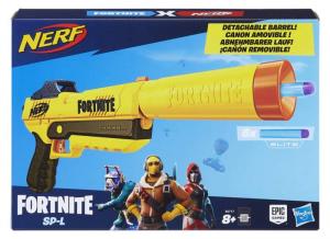 HASBRO Nerf Fortnite Sp-L Pistole E Fucili A Pallini O Altri Colpi