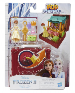 HASBRO Frozen2 Pu Valigetta Ast Personaggi E Playset Femminili