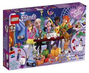 LEGO Calendario Dell'Avvento Friends Costruzioni Piccole