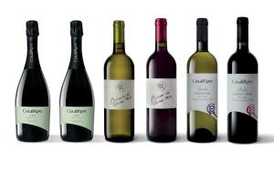 COLDEROVE 2 Bollicine Premiate e 4 bottiglie di Vini Fermi