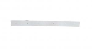 MARK 2 562 Gomma Tergipavimento POSTERIORE per lavapavimenti RCM (Squeegee a Vda 745 mm)