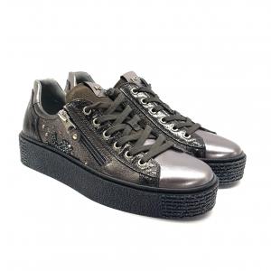Sneaker antracite Nero Giardini