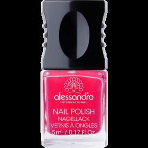 ALESSANDRO INTERNATIONAL smalto per unghie manicure colore neon pink