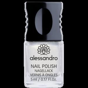 ALESSANDRO INTERNATIONAL smalto per unghie manicure colore lucky light