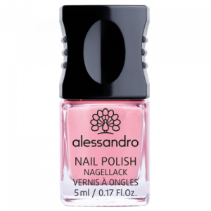 ALESSANDRO INTERNATIONAL smalto per unghie manicure colore flower crown