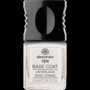 ALESSANDRO INTERNATIONAL smalto per unghie base coat manicure 10ml